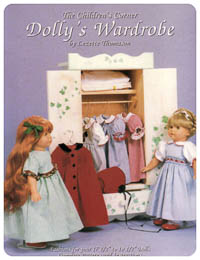 NEW Dolly's Wardrobe Book - Children's Corner