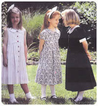 NEW Emily Dress - Children's Corner #214 - Sz 8�12