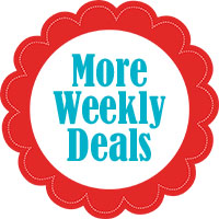More Weekly Deals - 20% Off