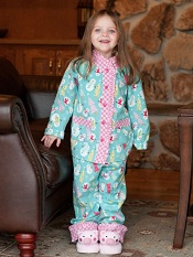 Sleepover Pajamas PDF by Oliver+S
